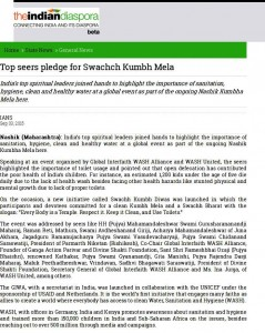 Saints Inspire Masses for Swachh Kumbha Mela (48)