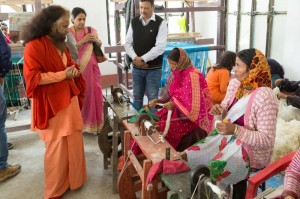 Visit to Triyuginarayan Livelihood Centre (8)